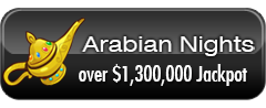 Offsidebet Casino - Arabian Nights Jackpot