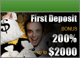 Offsidebet - Poker - First Deposit Bonus
